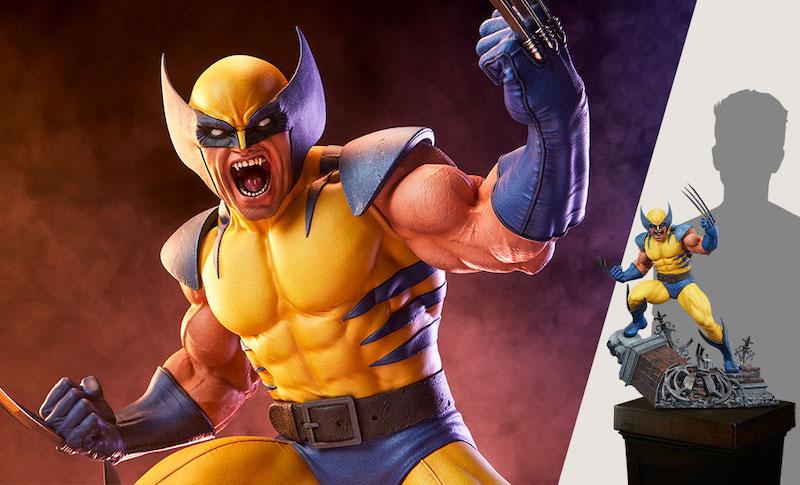Premium Collectibles Studio – X-Men Wolverine 1:3 Scale Statue Pre-Orders