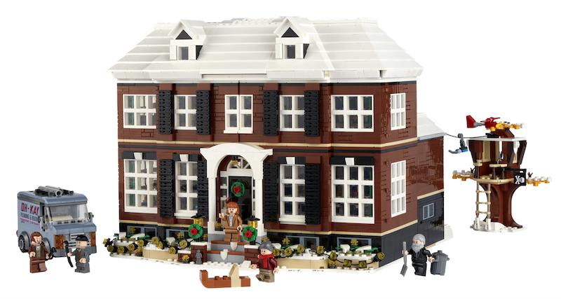 LEGO Ideas 21330 Home Alone Set Coming November 1st, 2021