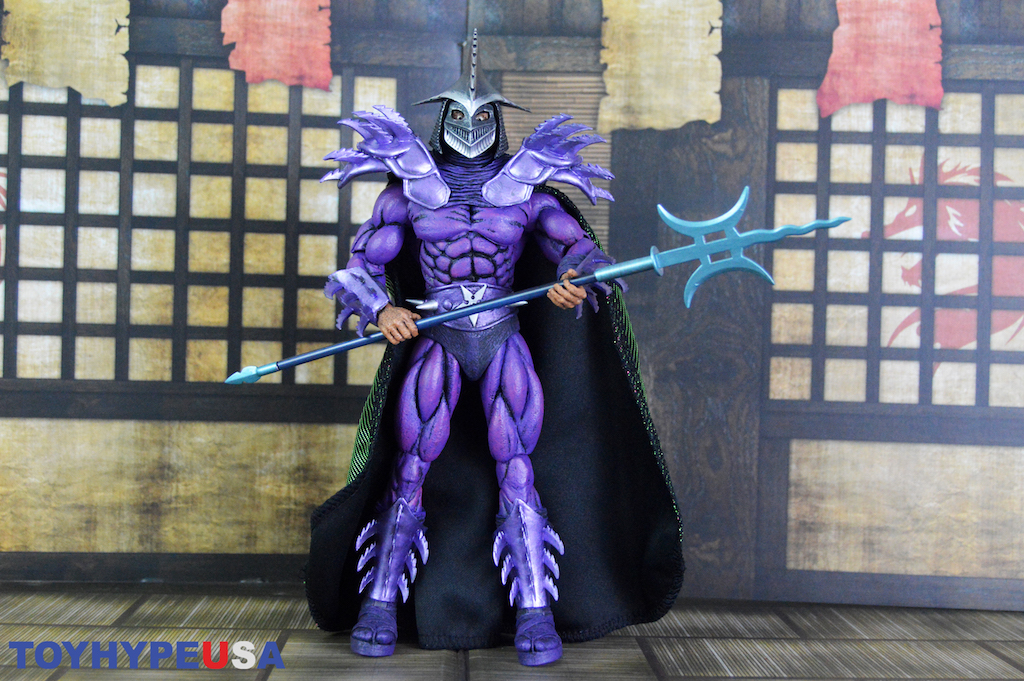 NECA Toys SDCC 2021 Walmart Exclusive TMNT II: The Secret of the Ooze 30th Anniversary Super Shredder Figure Review