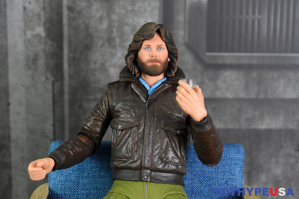 NECA Toys The Thing Ultimate MacReady Outpost 31 Figure Review