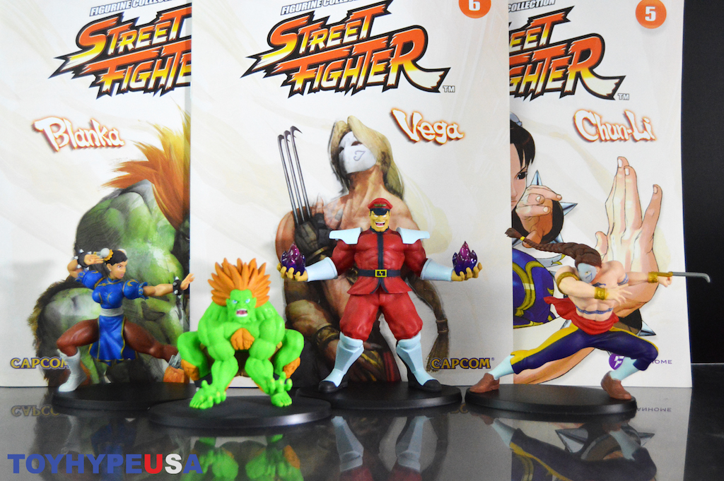 FanHome Street Fighter Subscription Box #2 Review