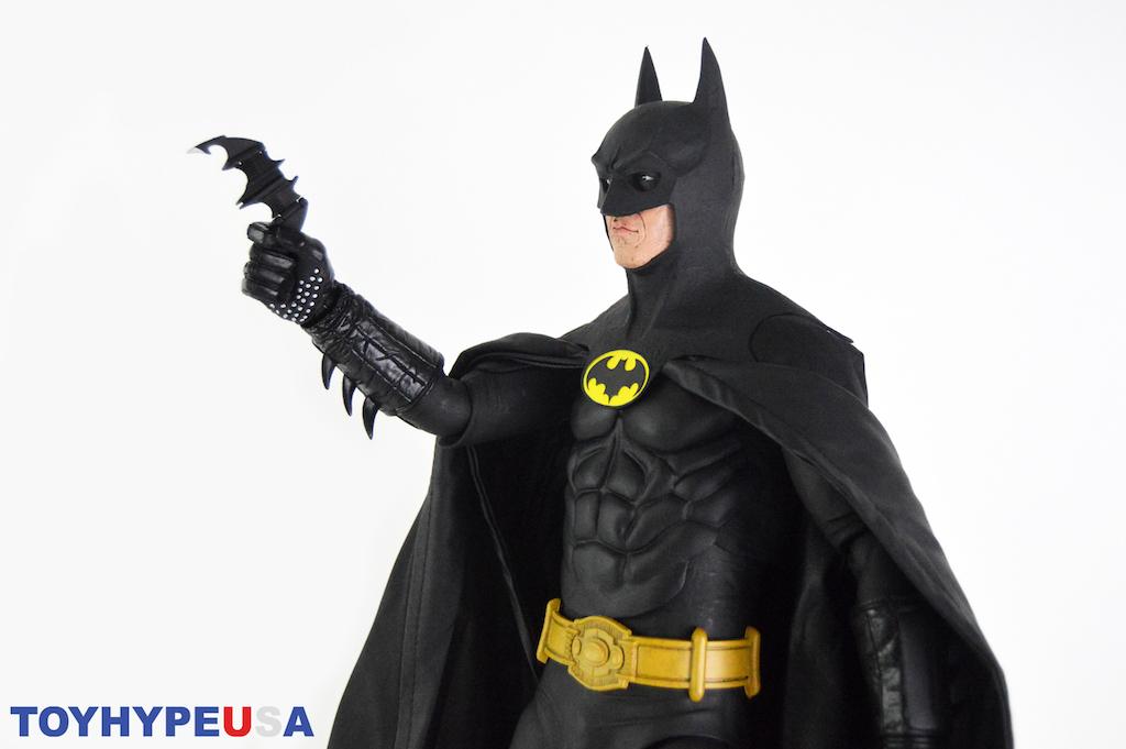 NECA Toys Batman 1989 – Batman 1/4″ Scale Figure Review