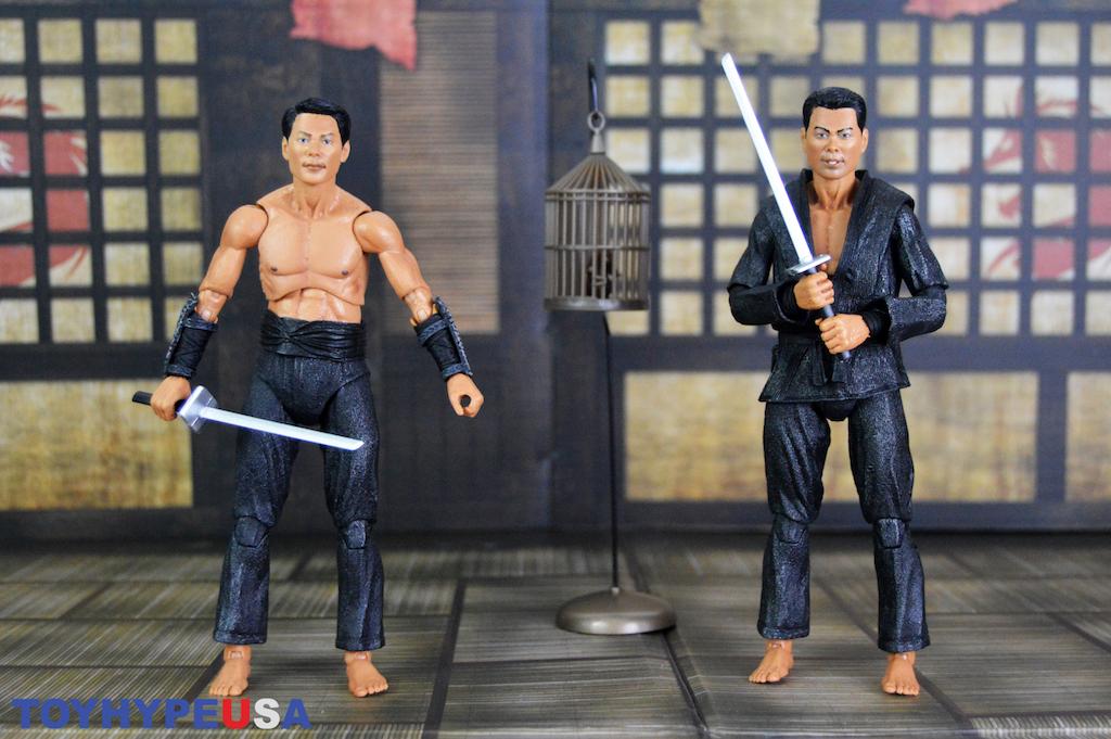NECA Toys Teenage Mutant Ninja Turtles 1990 Movie – Shadow Warriors 2-Pack Figures Review