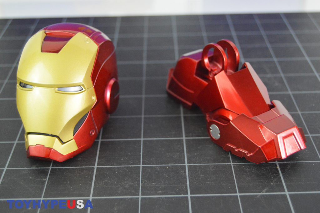 FanHome – Iron Man Partwork Build Up Model Subscription Box #1 Review