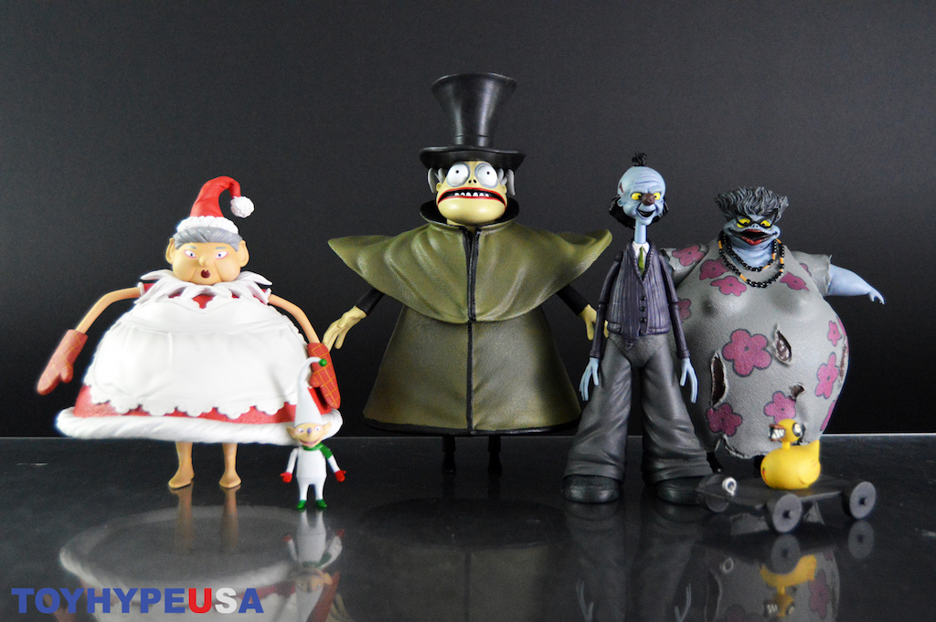Diamond Select Toys – The Nightmare Before Christmas Select Series 10 Figures Review