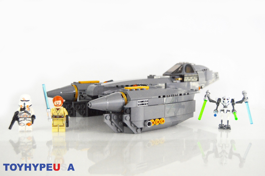 LEGO Star Wars 75286 General Grievous's Starfighter Review