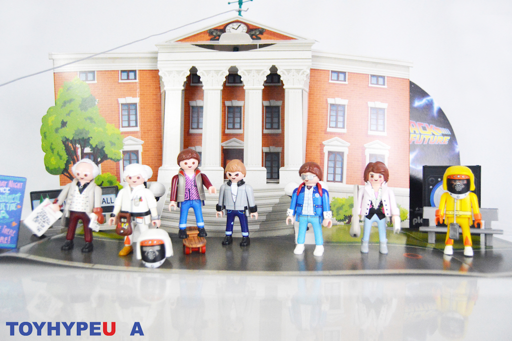 Playmobil 70574 Back To The Future Advent Calendar Video Unboxing & Review