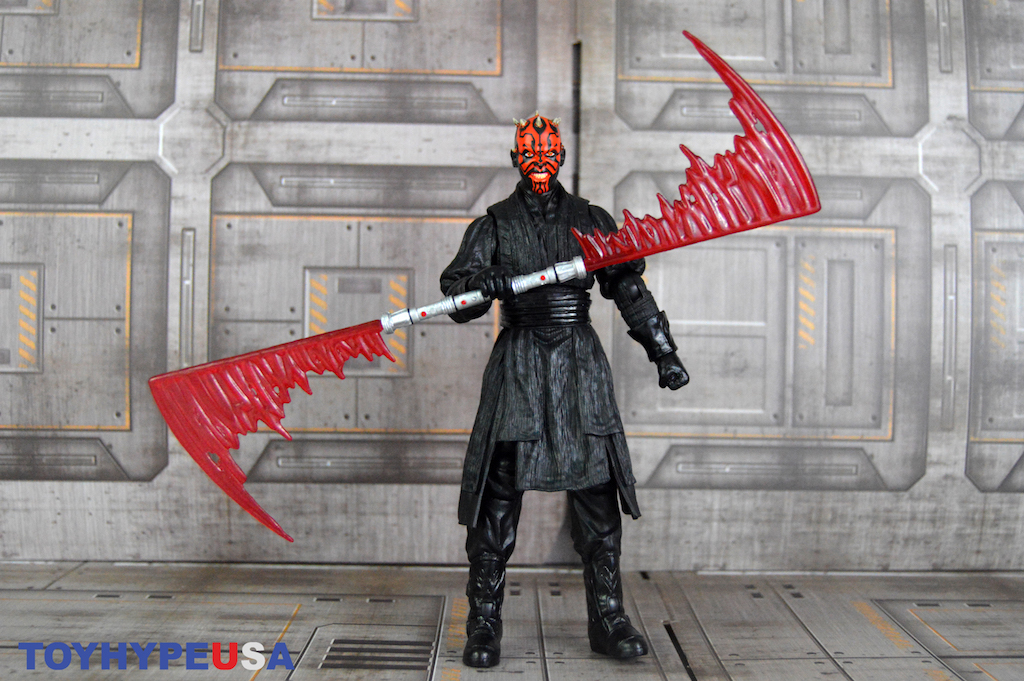 Disney Store Exclusive – Star Wars Select 7″ Scale Darth Maul Figure Review