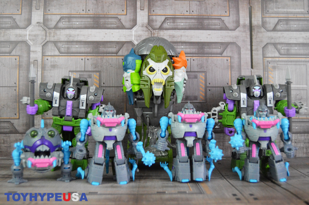 Hasbro Transformers War For Cybertron: Earthrise Quintesson Judge Figure Review