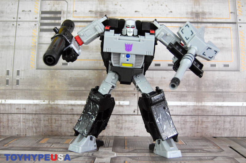 Hasbro Transformers War For Cybertron: Earthrise Megatron Figure Review