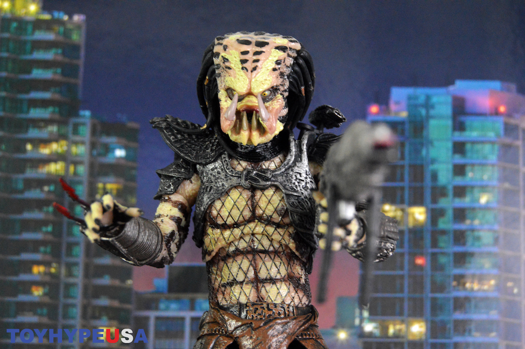 NECA Toys Ultimate Scout Predator 7″ Scale Figure Review